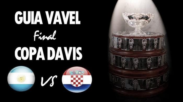 Guía VAVEL Final Copa Davis 2016