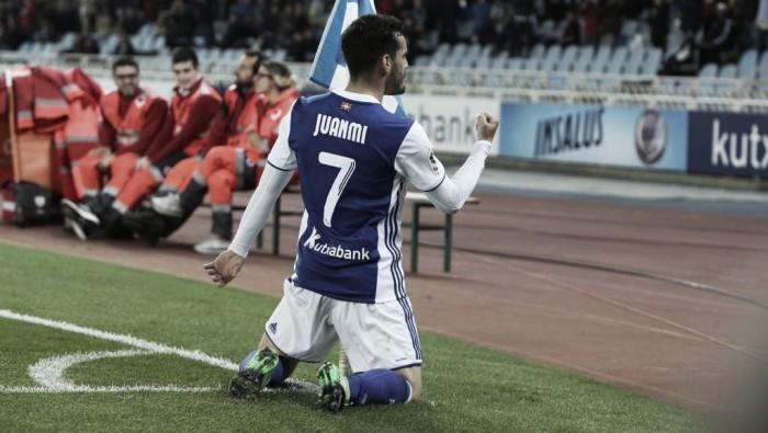LaLiga: la Real Sociedad torna a vincere, asfaltato lo Sporting Gijon ad Anoeta (3-1)