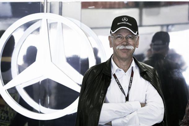 Mercedes confirma que ponderou abandonar F1