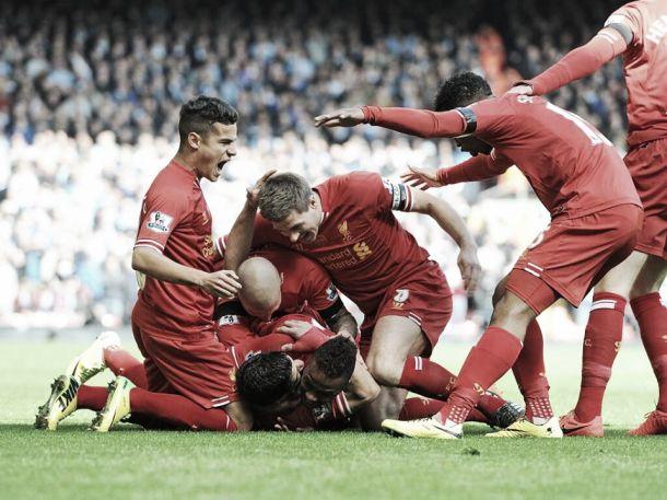 Liverpool mostra grande evolução na temporada 2013-14