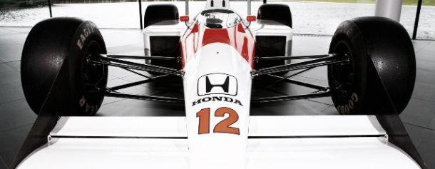 Honda poderá investir na Mclaren
