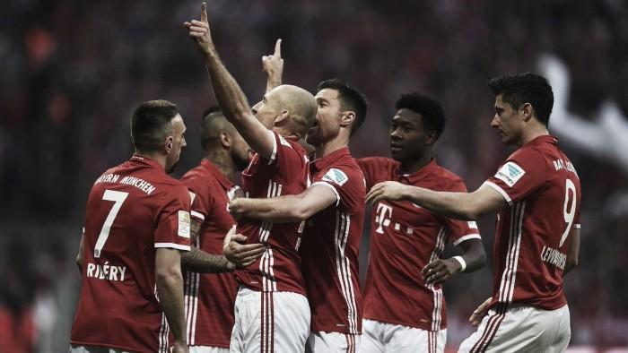 Valanga Bayern Monaco, poker al Dortmund