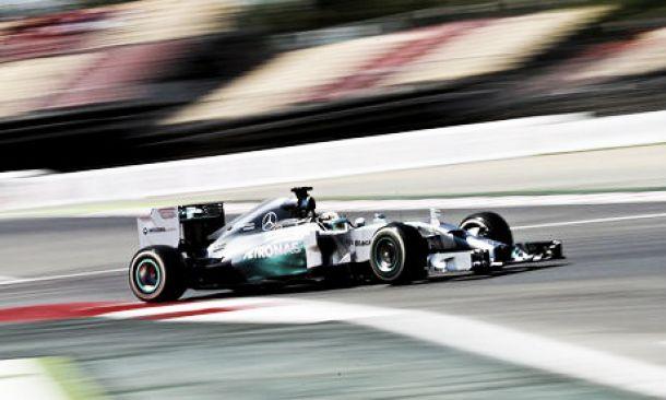 Flechas de Prata dominam sessões de treinos no GP de Espanha