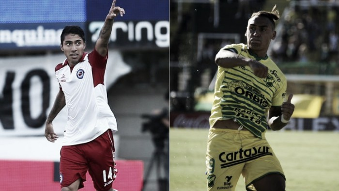 Argentinos Juniors - Defensa y Justicia: Un duelo de rachas