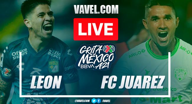 Goal and highlights: Leon 0-1 FC Juarez in Liga MX 2021