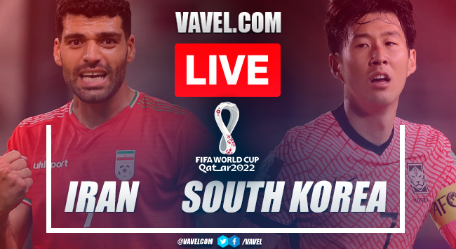 Goals and highlights: Iran 1-1 South Korea in AFC Qualifiers for Qatar 2022