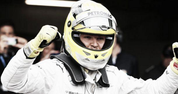 Rosberg conquista pole position no GP do Mónaco
