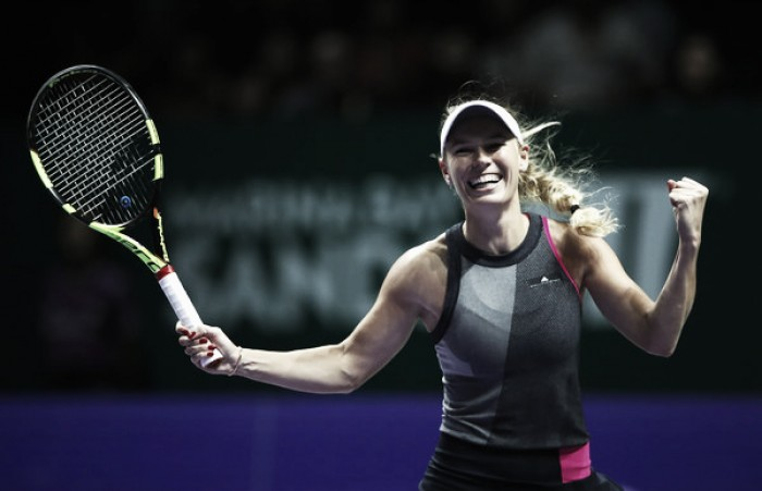 Wozniacki, Radwanska y Strycova avanzan en Auckland