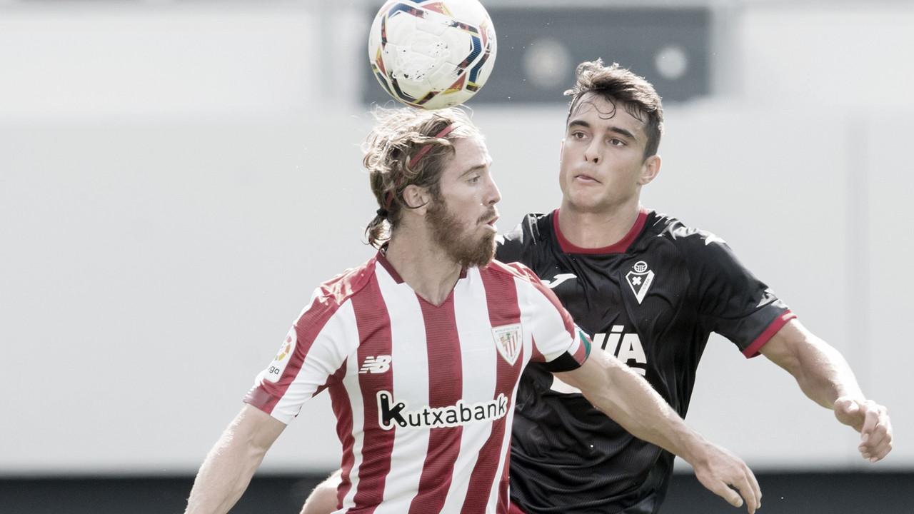 Resumen Eibar vs Athletic Club en VIVO y en DIRECTO online en LaLiga 2020