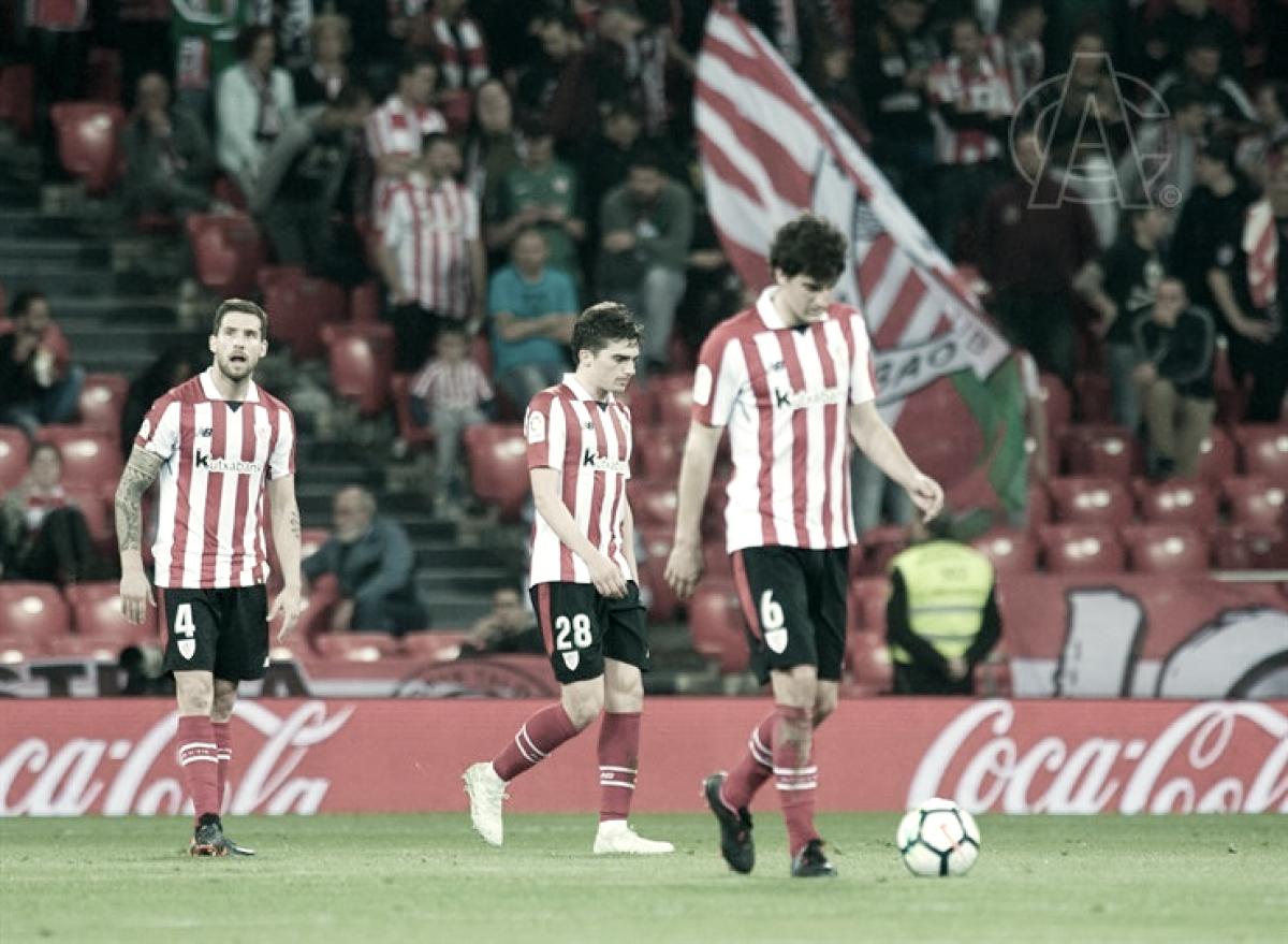 Récord histórico: el Athletic tiene 22 puntos menos que el año pasado