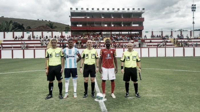 Com três gols anulados na partida, Tombense derrota Macaé