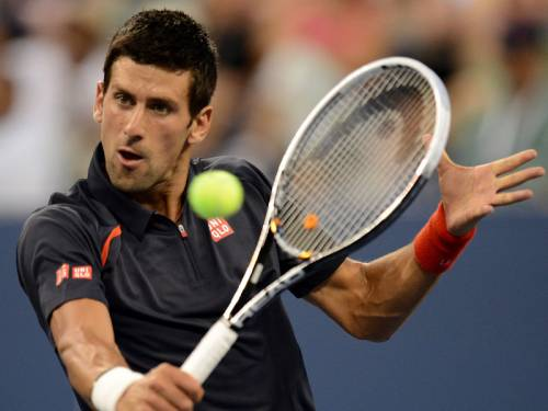 US Open: Djokovic abusa de Dutra-Silva
