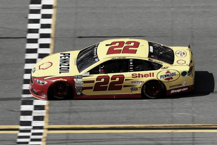 Joey Logano wins Advance Auto Parts Clash at Daytona International Speedway