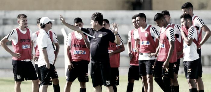 Por classificação antecipada no Grupo 4, Santos enfrenta Aliança-CE na Copinha