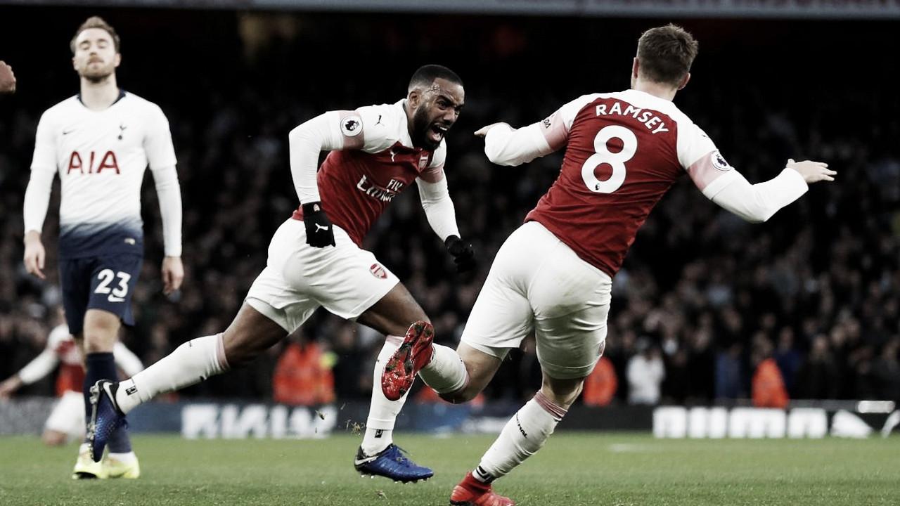 """Ramsey: """"Llevo aquí muchos años y significa mucho para mí"""""""