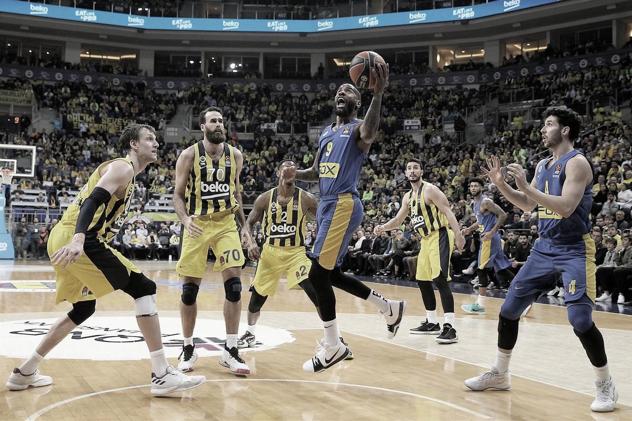 Maccabi hace oficial la marcha de Aaron Jackson