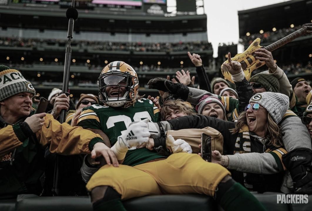 Los Packers derrotan a los Redskins y mantienen liderato en la NFC Norte