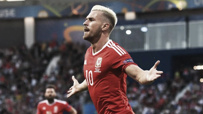 Can Aaron Ramsey take Euro 2016 form into new season?