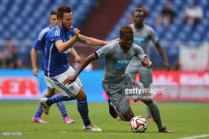 Newcastle confident of signing Abraham on loan