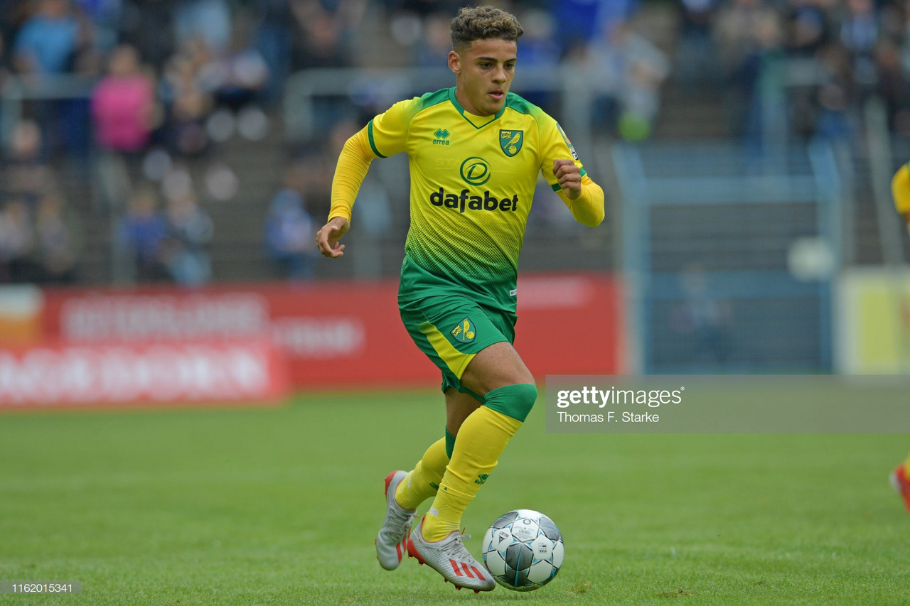 Max Aarons signs new five-year deal with Norwich City