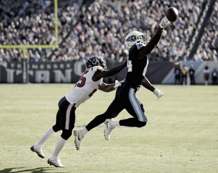 Los Titans logran una importante victoria ante los Texans