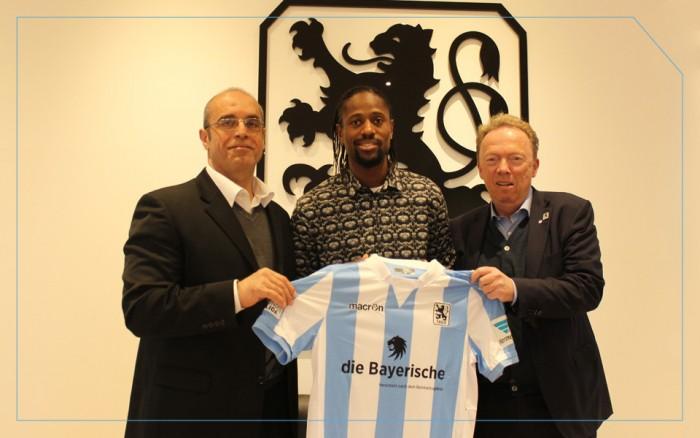 Abdoulaye Ba completes 1860 Munich loan