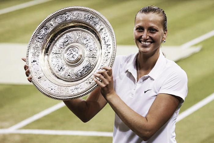 2017 Wimbledon player profile: Petra Kvitova