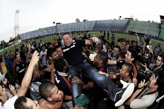 Há quatro anos, Fluminense conquistava o tetracampeonato brasileiro