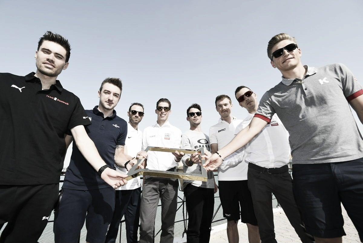 Ciclismo, Abu Dhabi Tour: trionfa Valverde