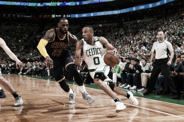 NBA playoffs, i Boston Celtics provano a metabolizzare la sconfitta