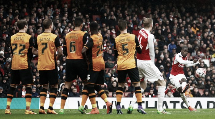 Arsenal 0-0 Hull City: Jakupovic excellent as Tigers force FA Cup replay