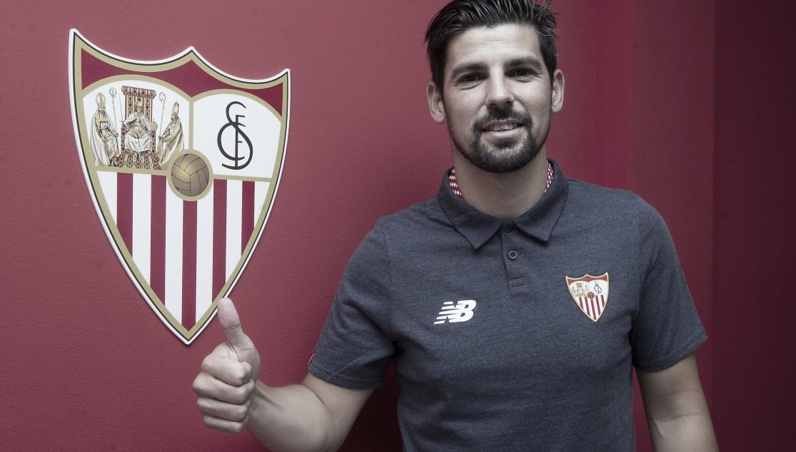 Nolito y su paso por el Sevilla FC