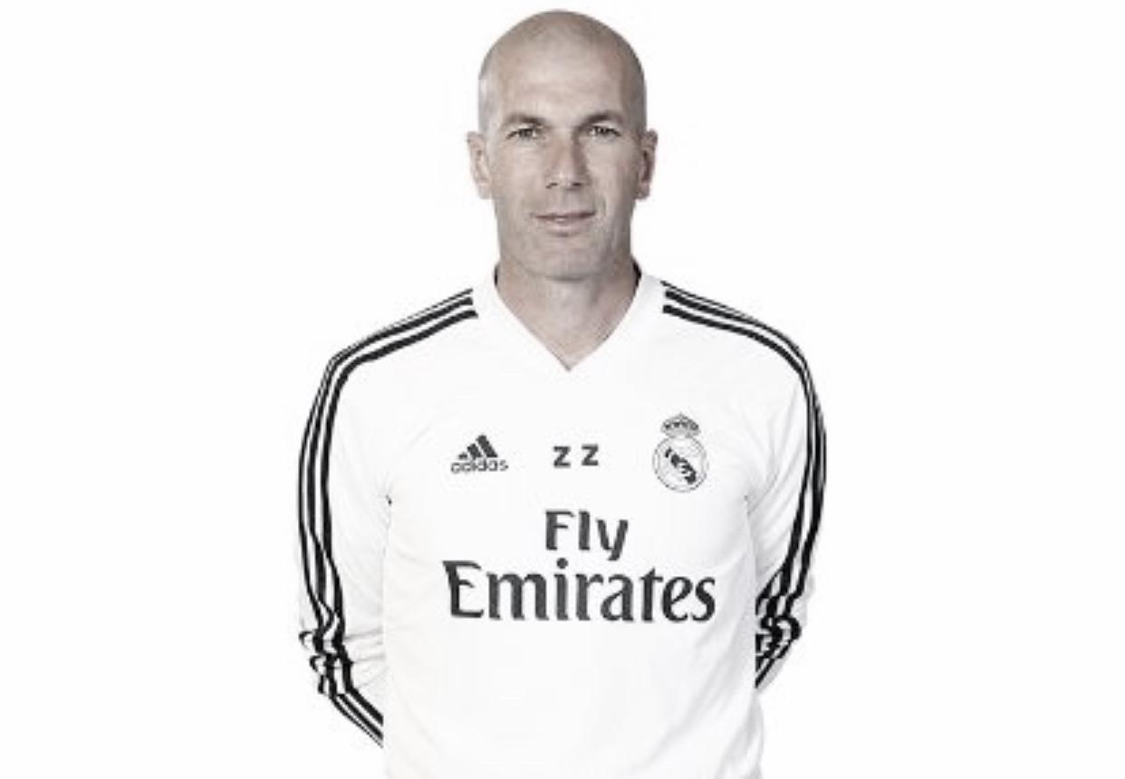 Zidane cumplirá ante el Eibar 200 partidos como técnico del Real Madrid
