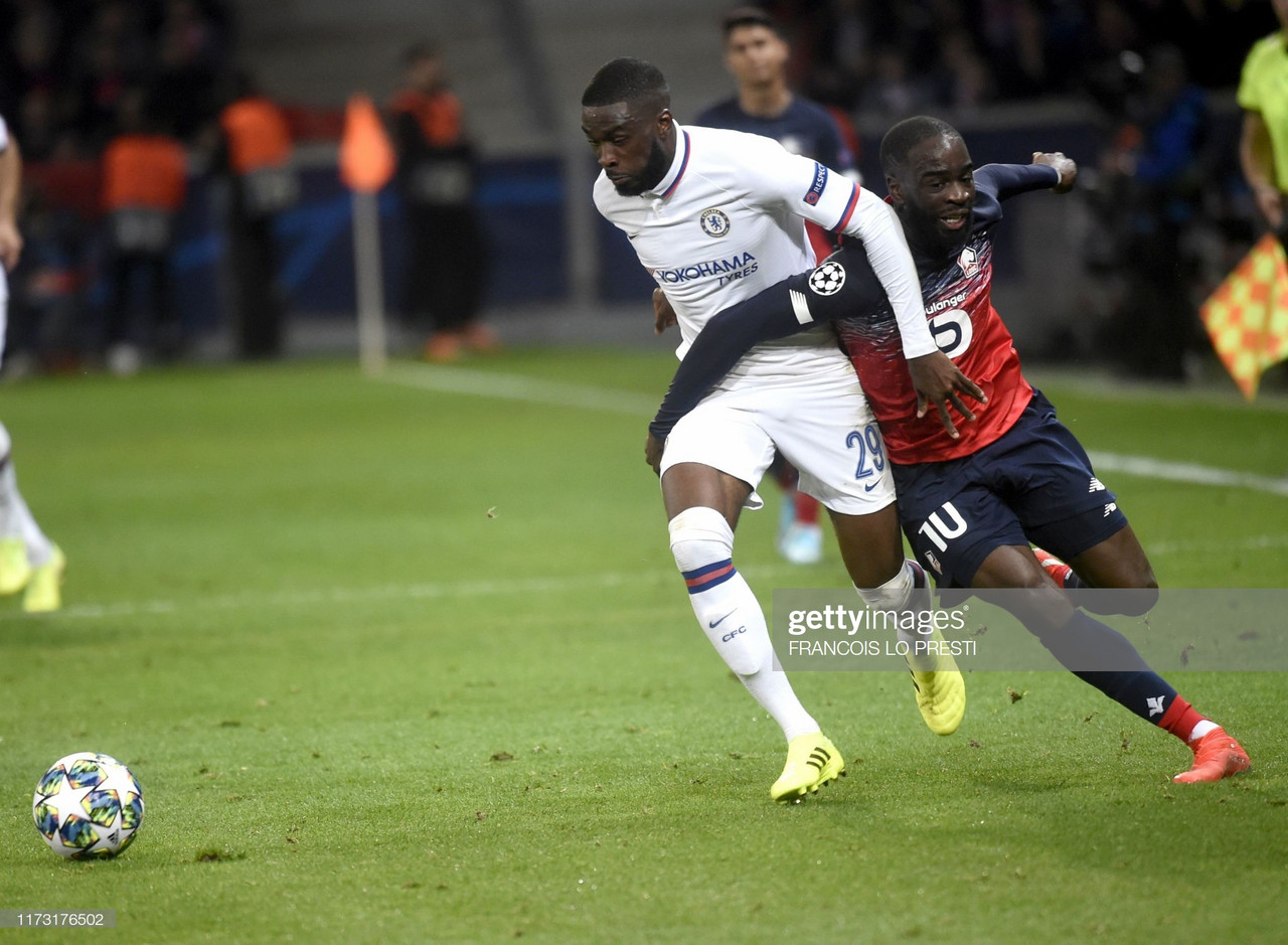 Tomori staying positive despite lack of involvement in recent weeks
