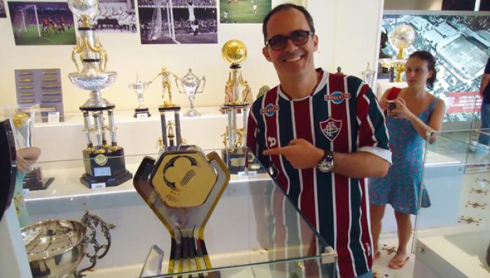 """Pedro Abad promete profissionalização do futebol: """"Chance menor de erro"""""""