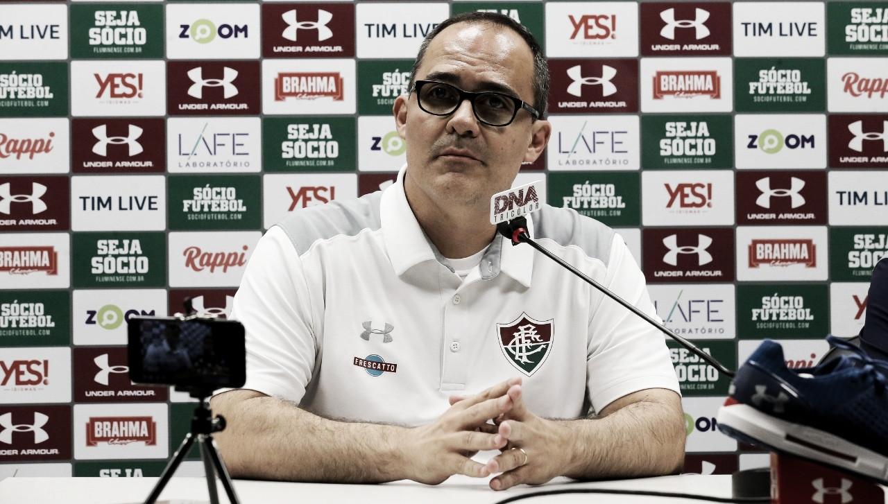 Renúncia de Pedro Abad vira possibilidade no Fluminense