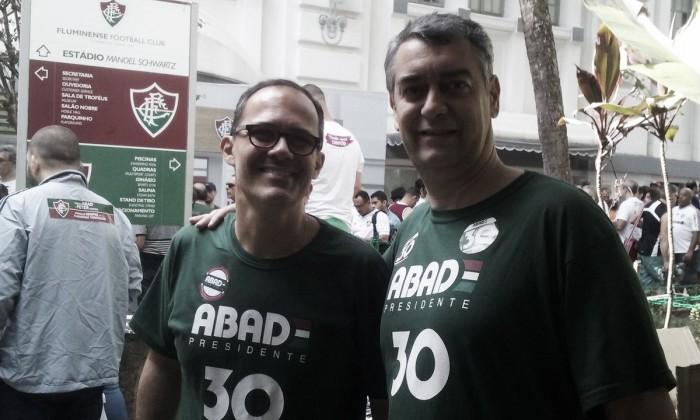 Em sua gestão, Abad quer administrar Fluminense como uma empresa