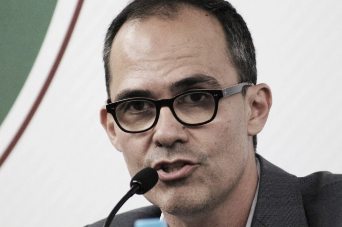 """Pedro Abad: """"Sou o candidato que conhece o caminho que o Fluminense precisa trilhar"""""""