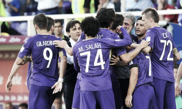 La Fiorentina strapazza un Parma ormai in vacanza, finisce 3-0 al Franchi