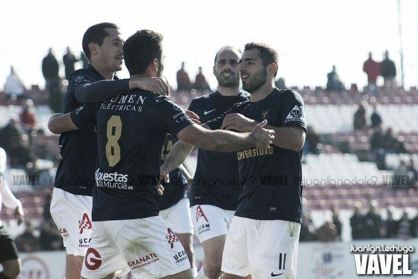 Real Unión - UCAM Murcia: la ilusión por bandera en el Stadium Gal