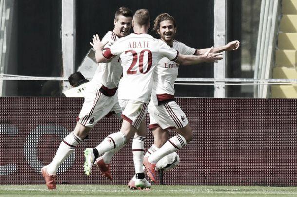 Milan, è partita la rincorsa verso l' Europa League