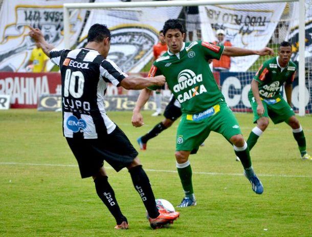 Chapecoense perde para o ABC e deixa o Palmeiras abrir vantagem ... 624c149aa0857