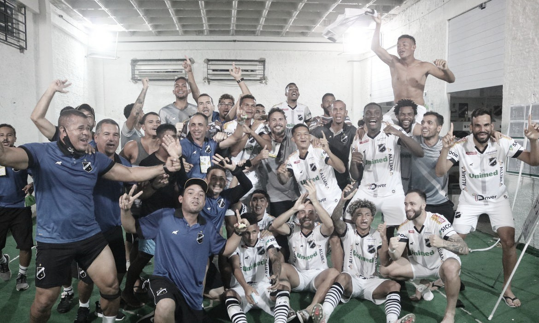 ABC reverte vantagem, elimina Chapecoense e avança na Copa do Brasil