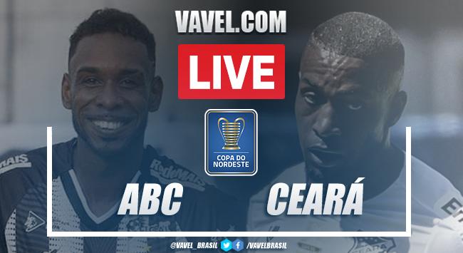 Gols e melhores momentos ABC 1 x 1 Ceará pela Copa do Nordeste 2021