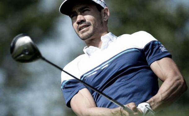 Camilo Villegas concluyó su participación en el Farmers Insurance Open