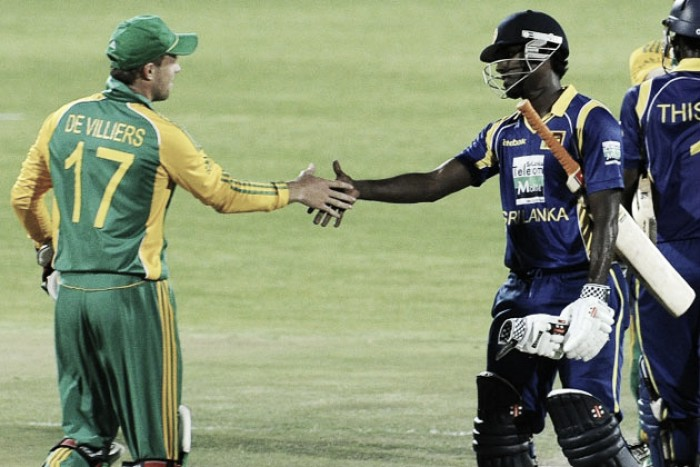 South Africa - Sri Lanka World T20 Preview: Two teams set to play out dead rubber