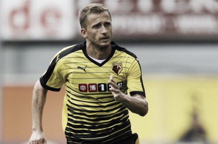 It was sad to see Almen Abdi leave Watford, says Craig Cathcart