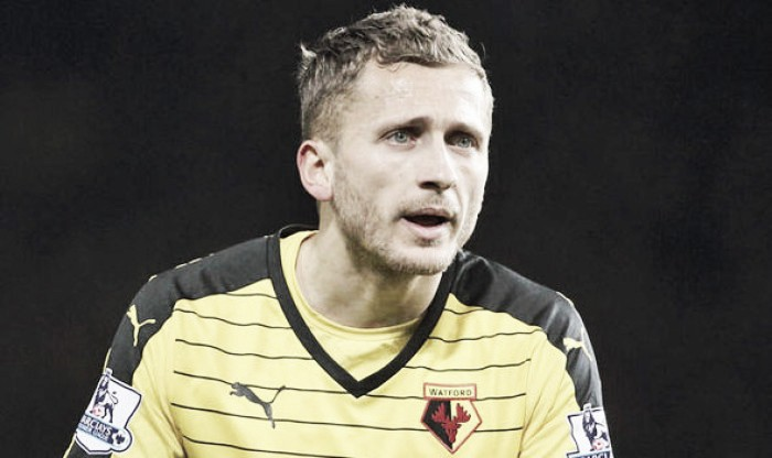 Almen Abdi left Watford after being played out of position