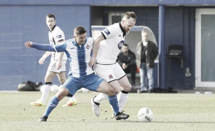 El Espanyol B gana al Dundalk en un amistoso