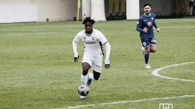 Abdul Awudu alternará filial con primer equipo de Unionistas